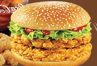 卡乐滋汉堡菜单