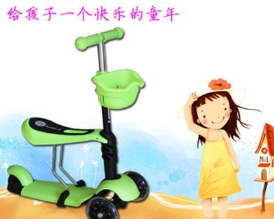 宝丽骑童车品牌好吗