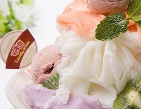 可爱雪意式冰淇淋加盟门槛高吗