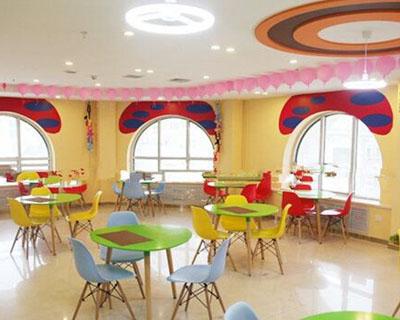 你好猴子儿童餐厅加盟费用多吗