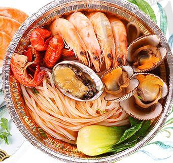 重庆有卖海鲜焖面的吗