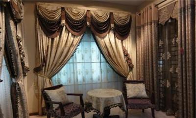 加洛林窗帘 带你体验欧陆风情一体化空间