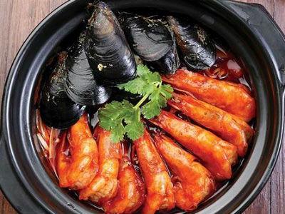 虾得乐烧汁虾米饭加盟前后总共要花多少钱
