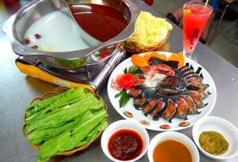 好吃的鱼火锅加盟