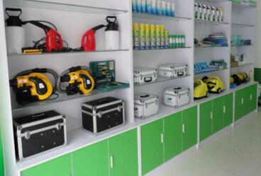 绿之源家政保洁加盟店