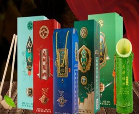 九醉瑶池鲜竹酒