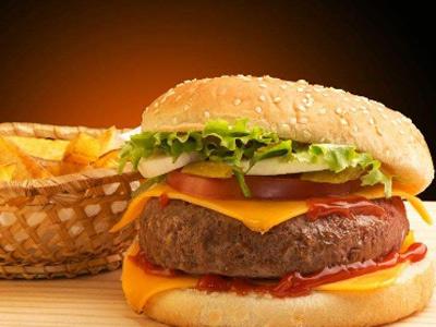 塔客汉堡西式快餐