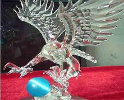 拉丝水晶工艺品是靠谱的加盟项目吗