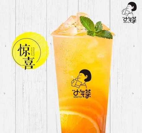广州茶饮加盟