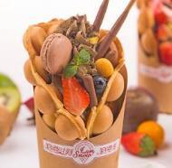 品牌冰淇淋店加盟