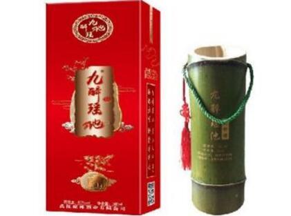 九醉瑶池鲜竹酒加盟费用多少