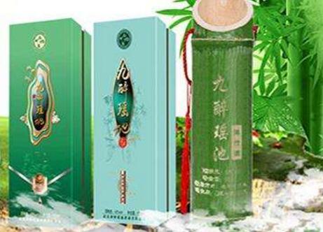 九醉瑶池鲜竹酒投资有可靠吗