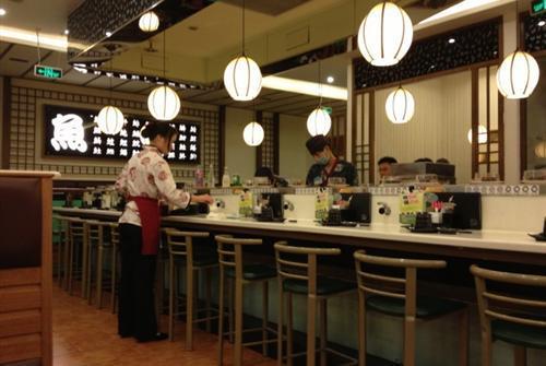禾绿回转寿司加盟费多少?