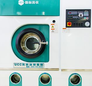 UCC国际洗衣的机械设备怎么样
