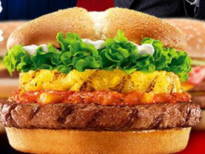 华客多汉堡的商品种类多吗
