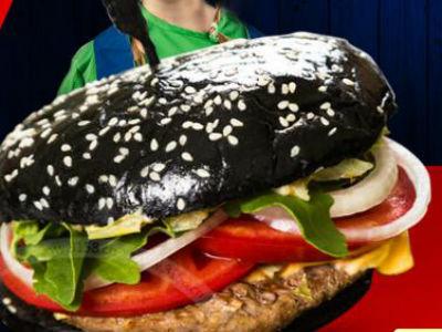 华客多汉堡是现烤现卖吗