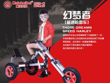 魔法贝贝百变童车适合哪个年龄段的孩子玩耍