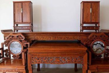飞华红木家具产品