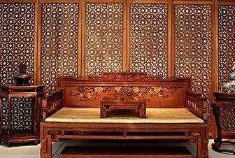 内涵的强艺红木家具
