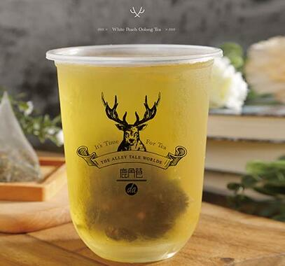 鹿角戏奶茶