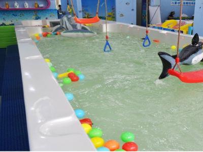 开心岛儿童水育乐园