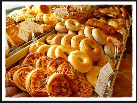 巴黎贝甜面包