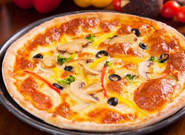 欧冠意大利披萨