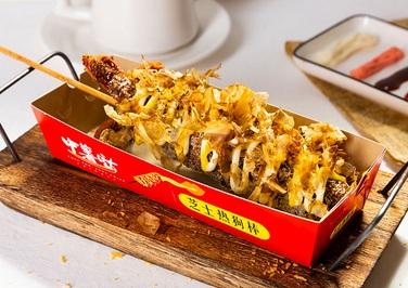 中薯哒创意薯条合作