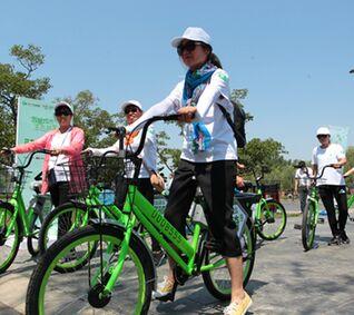 骑骑智享单车