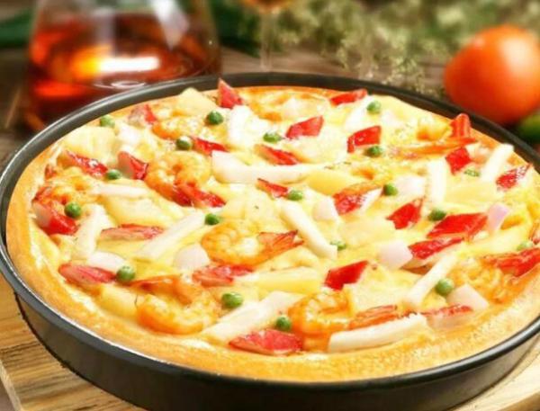 欧冠意大利披萨 实惠的选择