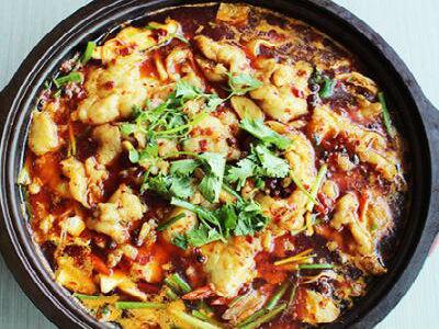 簋鱼锅啵啵鱼快餐加盟