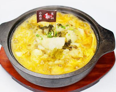 簋鱼锅啵啵鱼快餐是加盟的吗