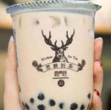 黑糖鹿角巷奶茶加盟
