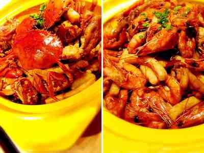 开巴比酷肉蟹煲一般要多少钱