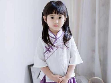 广州童装加盟品牌