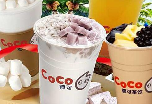 2018开一家coco奶茶总共需要多少资金
