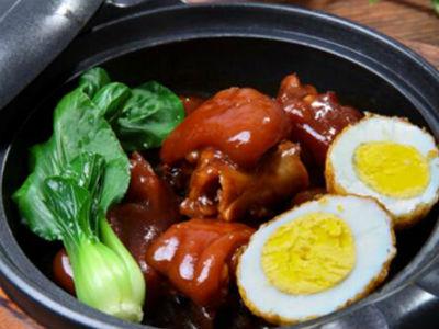 锅先森台湾卤肉饭快餐味道好吗