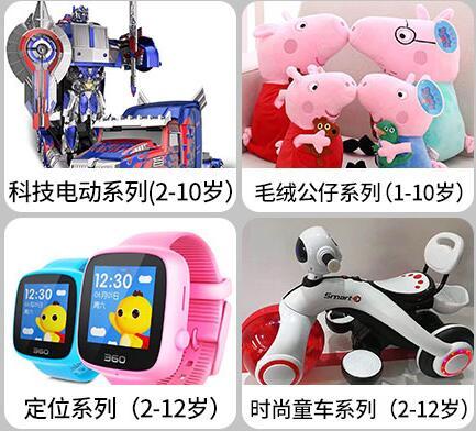 2018加盟玩乐王玩具要准备多少资金