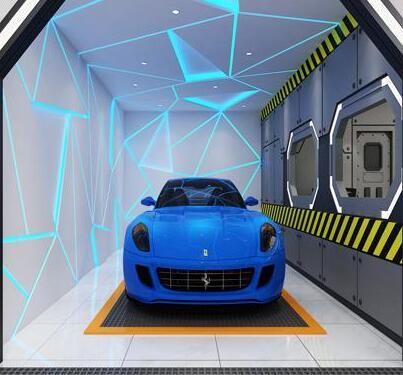 洗車人家汽車美容加盟大概需要投資多少錢