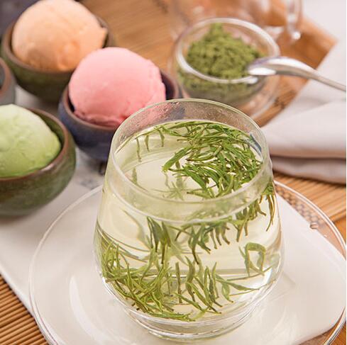 浪漫雪冰淇淋-绿茶