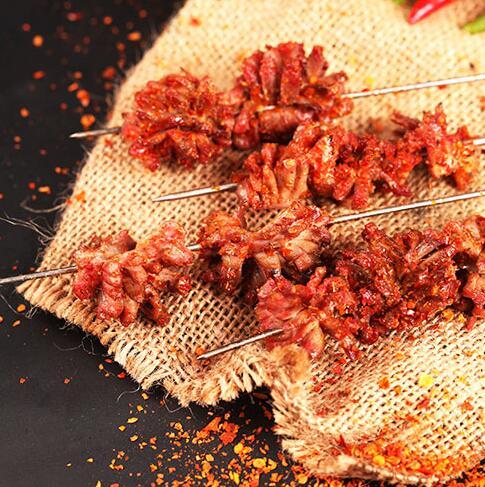 蜀锅串串-鸡胗烤串
