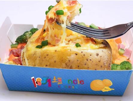 1831土豆Uncle小吃加盟电话多少
