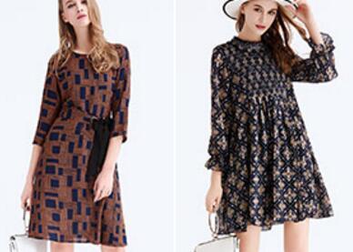 女装加盟店10大品牌中有艾米女装吗