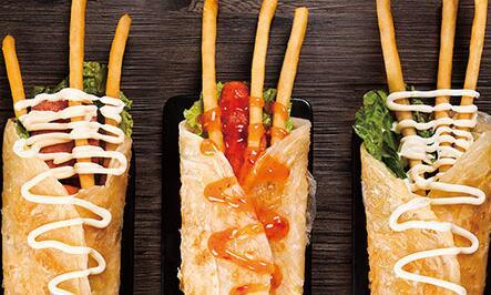薯战薯决长薯条