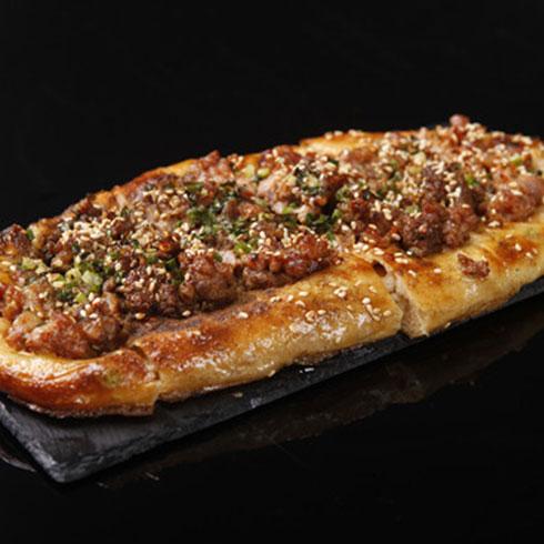 九卷烧饼-牛肉烧饼