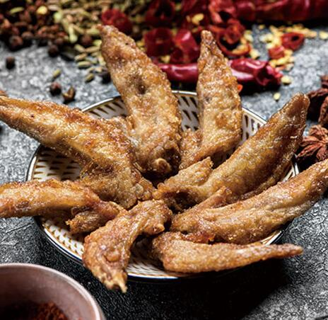 卤囧卤味熟食-卤鸡翅