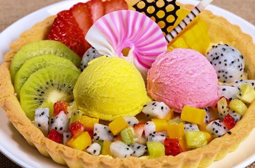 手工冰淇淋加盟什么品牌好呢-致富项目图片