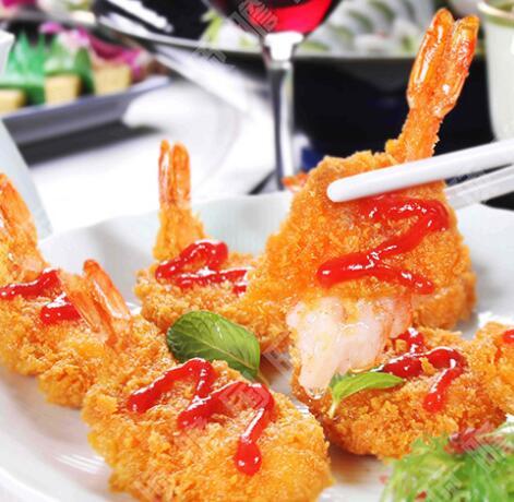 小食光-油炸虾