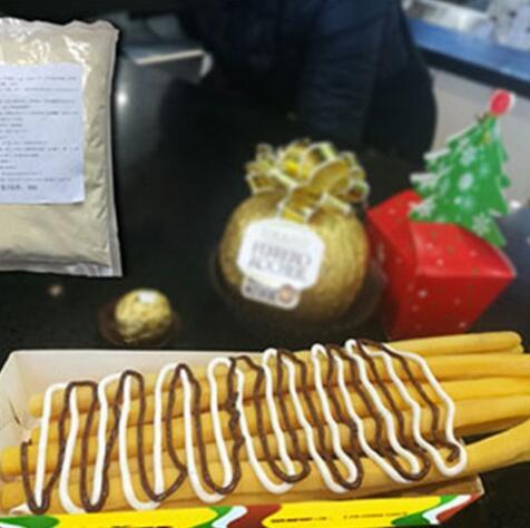 千禧-巧克力薯条