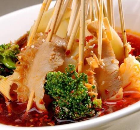 辣巴江-素菜